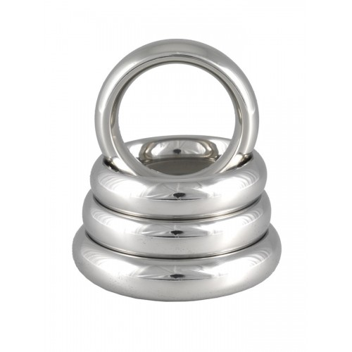 Rimba - Donut Penisring i Metall