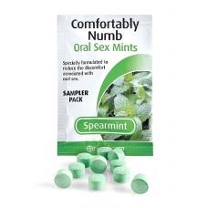 Comfortably Numb mints - Spearmint