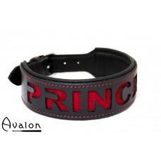 Avalon - I NEED YOU - Collar Princess - Rødt og Svart