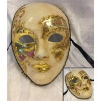 Venezia Maske - Hjerter