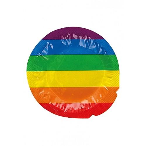 EXS - Pride Rainbow - Kondom - 1 stk