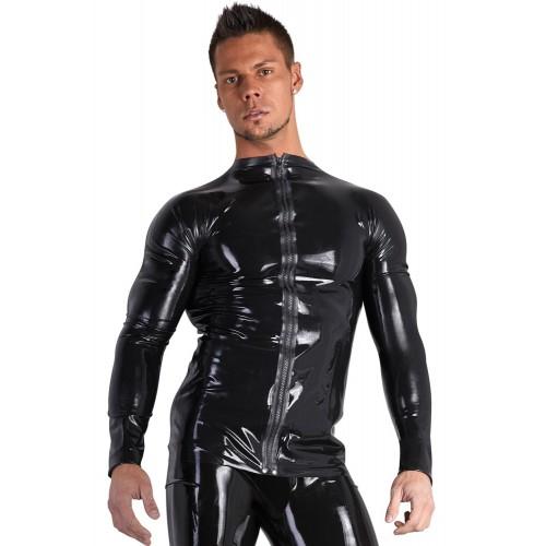 LateX - Langermet Skjorte til Mann