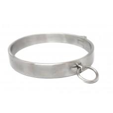 BQS - Massivt stål collar med O-ring 11,8 cm