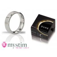 Mystim - The Duke - Polished penisring, 48 mm